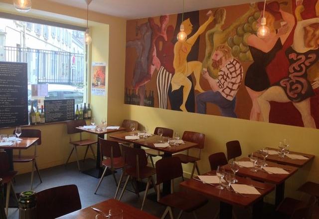 Le Vitis Restaurant Paris 15-1