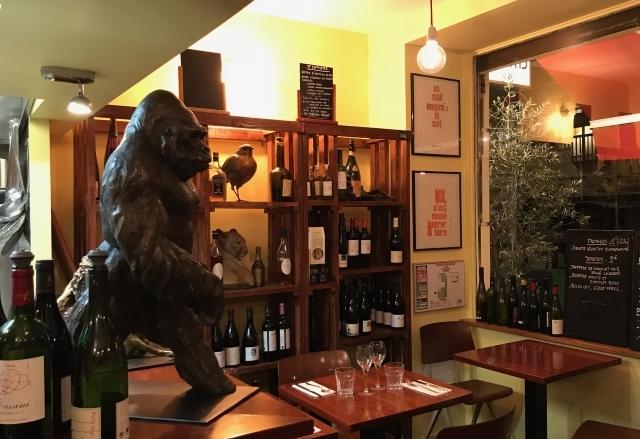 Le Vitis Restaurant Paris 15-10