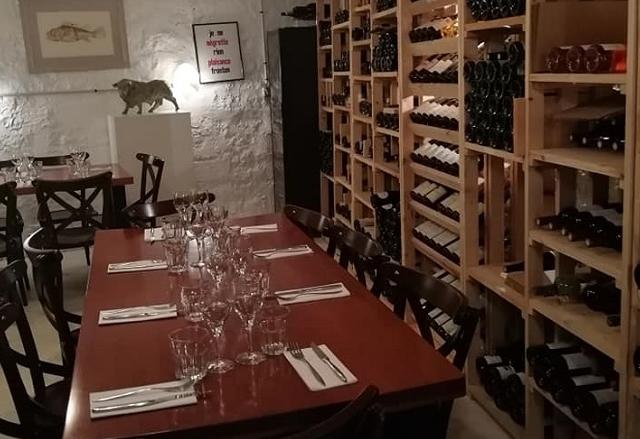 Le Vitis Restaurant Paris 15-6