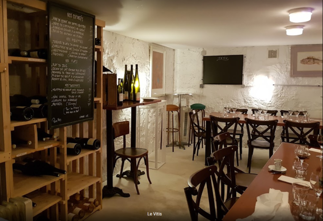 Le Vitis Restaurant Paris 15-9