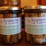 Lecorre-Maquereaux à l'huile d'olive