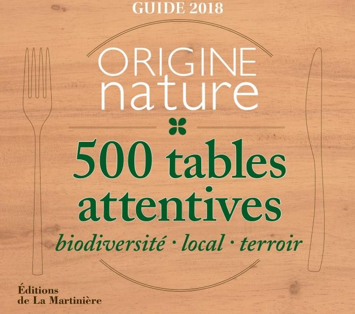 Guide Origine Nature