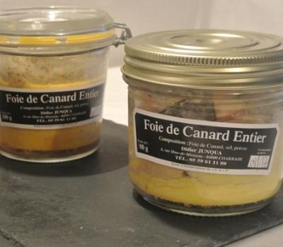 foie gras – crédits junqua